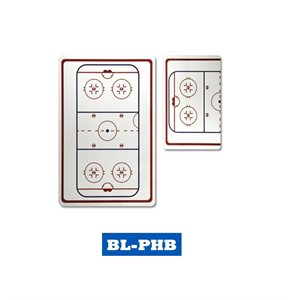 "Tableau format poche Hockey 6"" x 4"" - 2 faces"