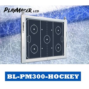 PLAYMAKER LCD ULTIMATE COACHING BOARD ÉDITION HOCKEY