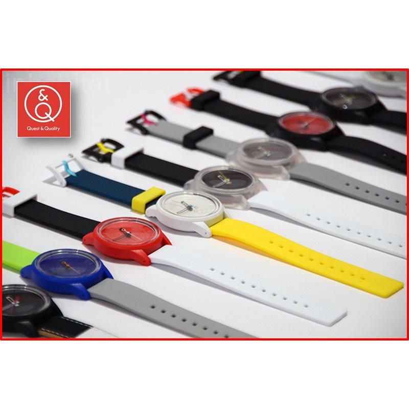 MONTRES Q&Q SMILE SOLAR WATCHES