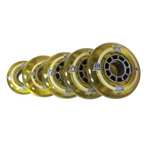 Blue Sports 84A Roller wheels