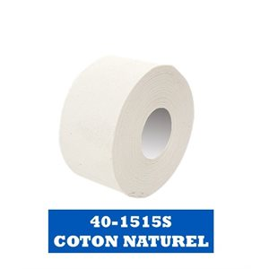 Natural Trainers Tape 36mm x 13m / 1.5 x 15 - 32 r / c