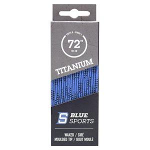Bleu Columbia / Noir - Columbia Blue / Black