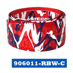 Ruban Hockey Gripsss Camo Rouge Bleu Blanc
