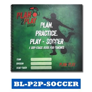 PLAN2PLAY - SOCCER COACHING BOOKLET / BOARDS