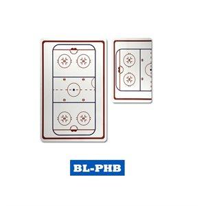 "Hockey pocket size board 6"" x 4"" - Double sided"