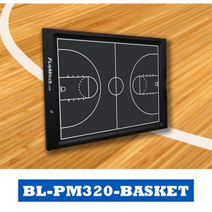PLAYMAKER LCD ULTIMATE COACHING BOARD ÉDITION BASKETBALL